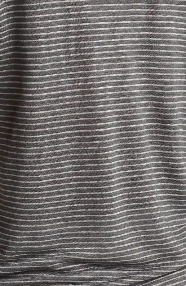 Alternate Image 3  - John Varvatos Collection Stripe Henley T-Shirt