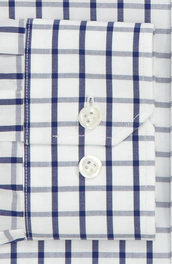 Alternate Image 2  - John W. Nordstrom® Signature Trim Fit Dress Shirt (Online Only)