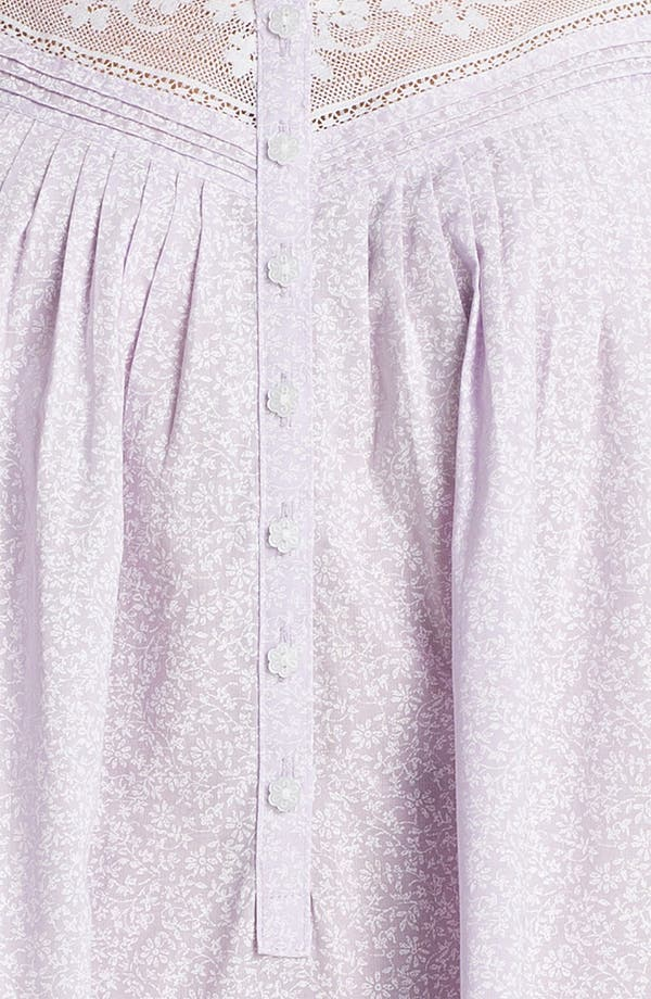 Alternate Image 3  - Eileen West 'Stargazers Delight' Short Nightgown