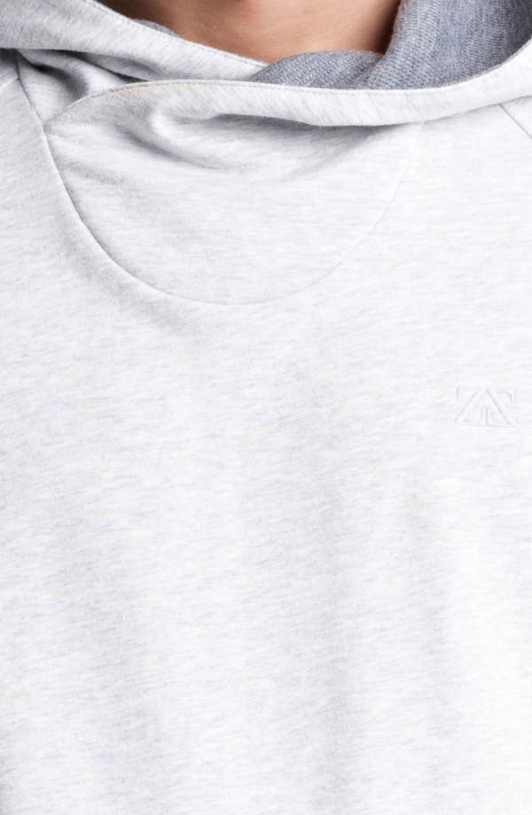 Alternate Image 3  - Zegna Sport Hooded Sweatshirt