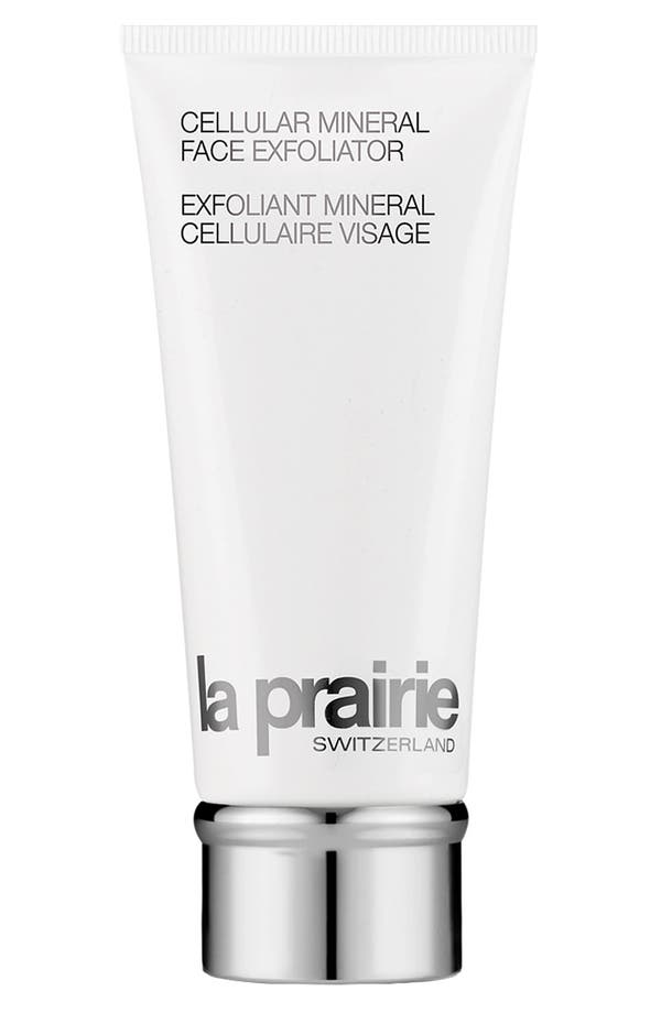 Cellular Mineral Face Exfoliator,                             Main thumbnail 1, color,