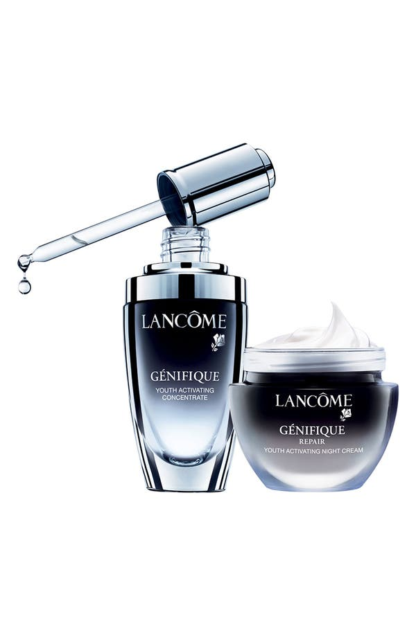 Alternate Image 1 Selected - Lancôme 'Génifique' Duo ($178 Value)