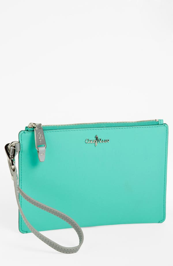 Alternate Image 1 Selected - Cole Haan Zip Pouch