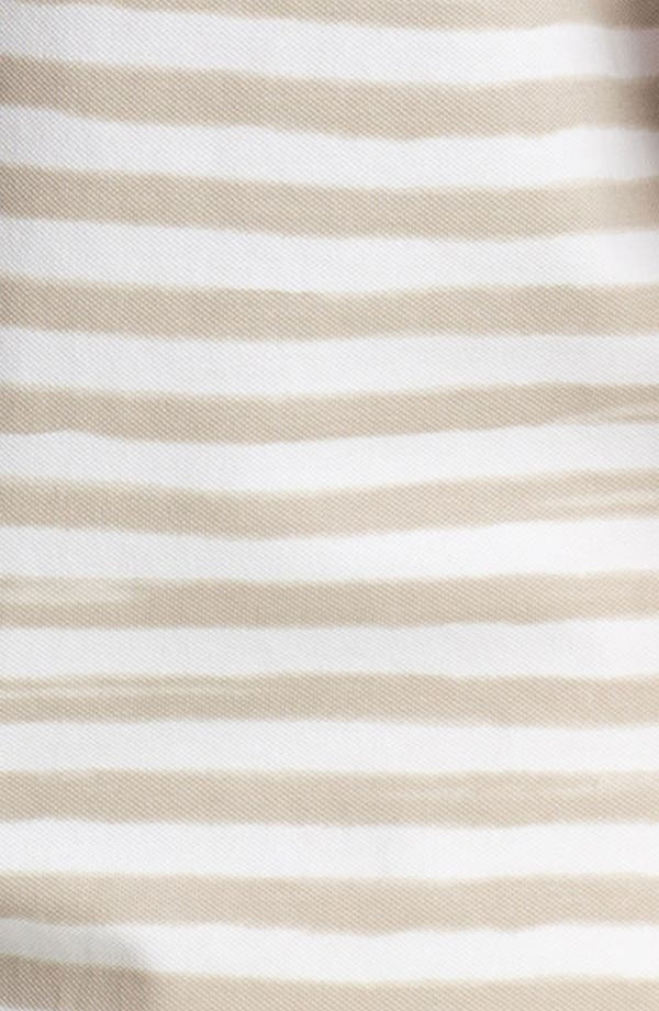 Alternate Image 3  - Lafayette 148 New York Butterfly Sleeve Stripe Top