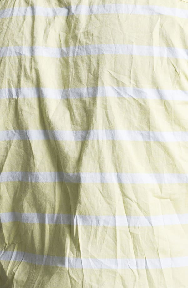 Alternate Image 3  - 1901 Stripe Woven Shirt
