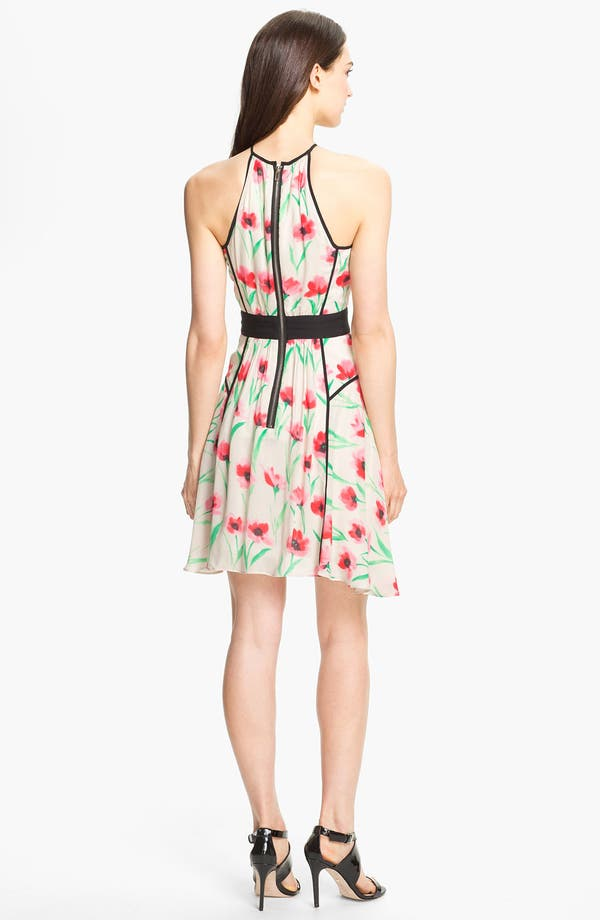 Alternate Image 2  - Milly 'Gillian' Print Fit & Flare Dress