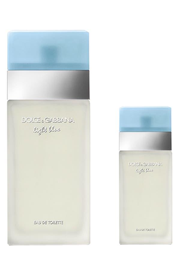 Alternate Image 2  - Dolce&Gabbana Beauty 'Light Blue' Eau de Toilette Set ($137 Value)