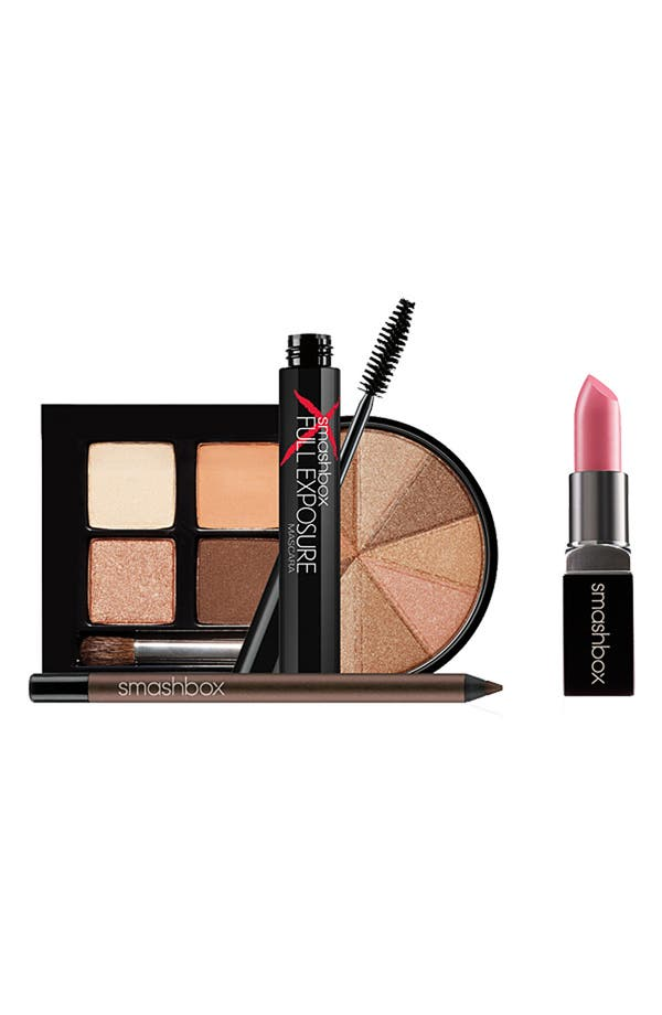 Alternate Image 1 Selected - Smashbox 'Lights on Lips - Pink Posy' 5-Piece Set (Nordstrom Exclusive) ($118 Value)
