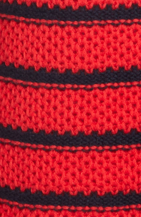 Alternate Image 4  - I.Madeline Stripe Knit Cardigan