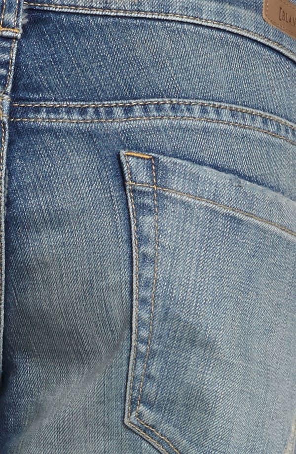 Alternate Image 4  - BLANKNYC Boyfriend Jeans (Flavor Savor)