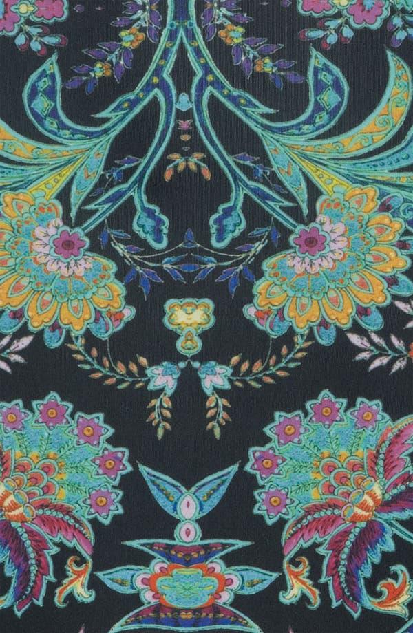 Alternate Image 4  - Dream Daily 'Nomadic Flowers' Skirt