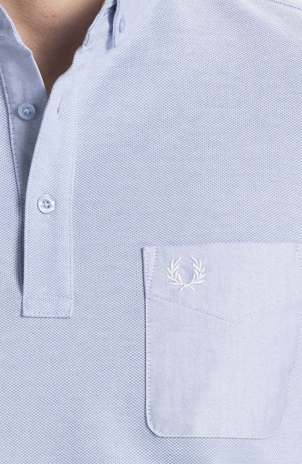 Alternate Image 3  - Fred Perry Slim Fit Polo