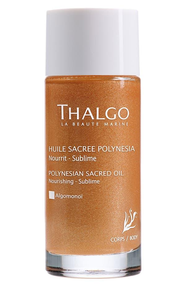 Main Image - Thalgo Polynesian Sacred Oil