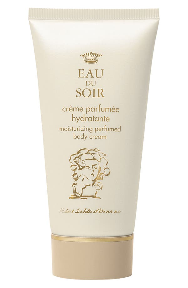 Eau du Soir Moisturizing Perfumed Body Cream,                             Main thumbnail 1, color,                             None