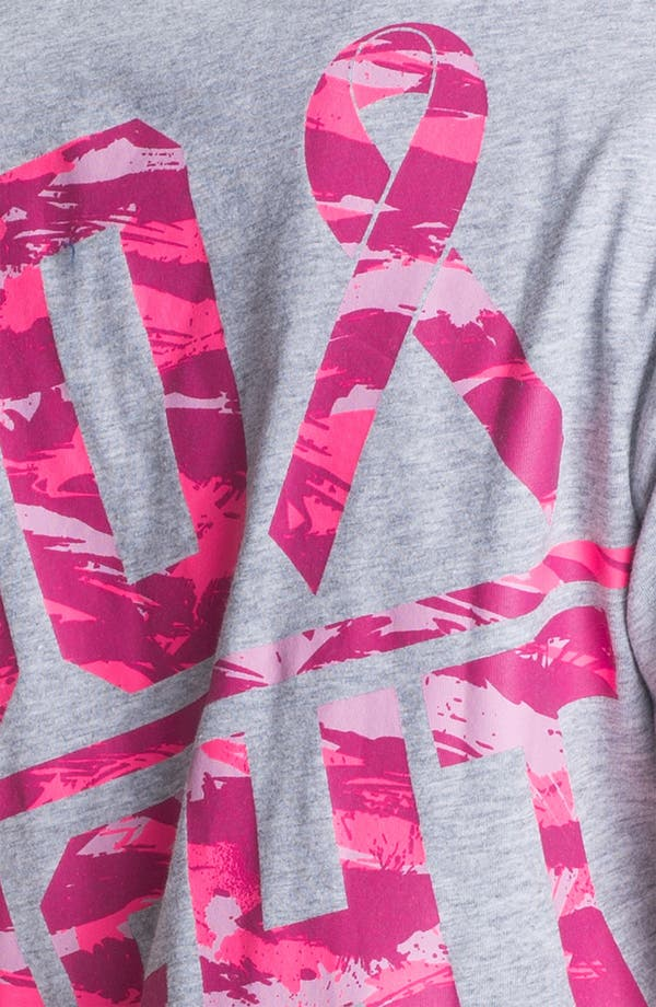 Alternate Image 3  - Under Armour 'Power in Pink' Camo Print Tee
