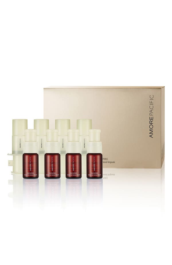 'Time Response' Intensive Skin Renewal Ampoule,                             Alternate thumbnail 2, color,                             No Color