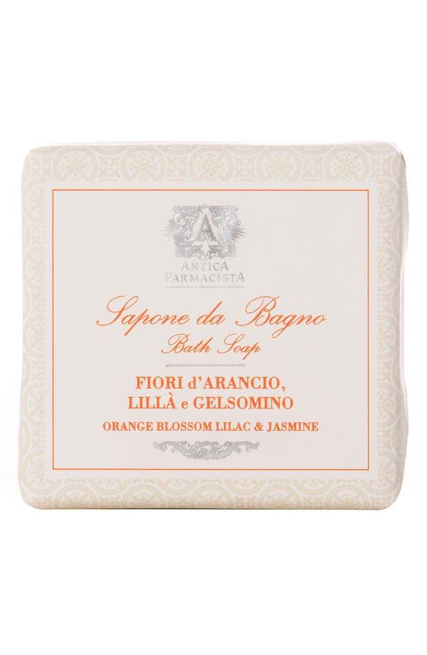 'Orange Blossom, Lilac & Jasmine' Bar Soap,                             Main thumbnail 1, color,                             No Color