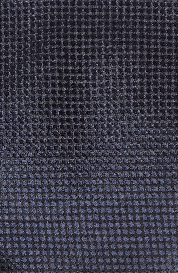 Alternate Image 3  - Z Zegna Dot Woven Silk Tie