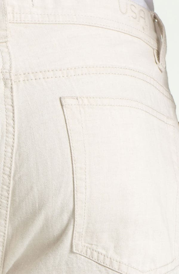 Alternate Image 3  - John Varvatos Star USA Linen Blend Pants