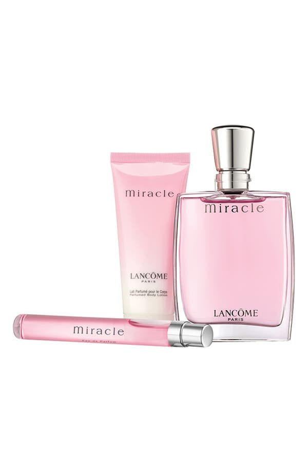 Main Image - Lancôme 'Miracle' Gift Set ($105 Value)