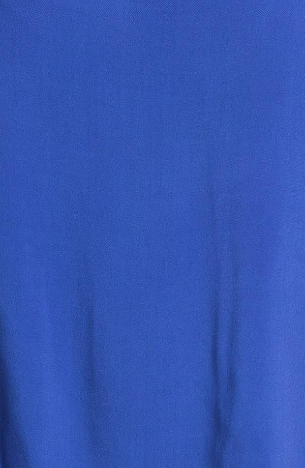Alternate Image 3  - Karen Kane Split Collar Top (Plus Size)