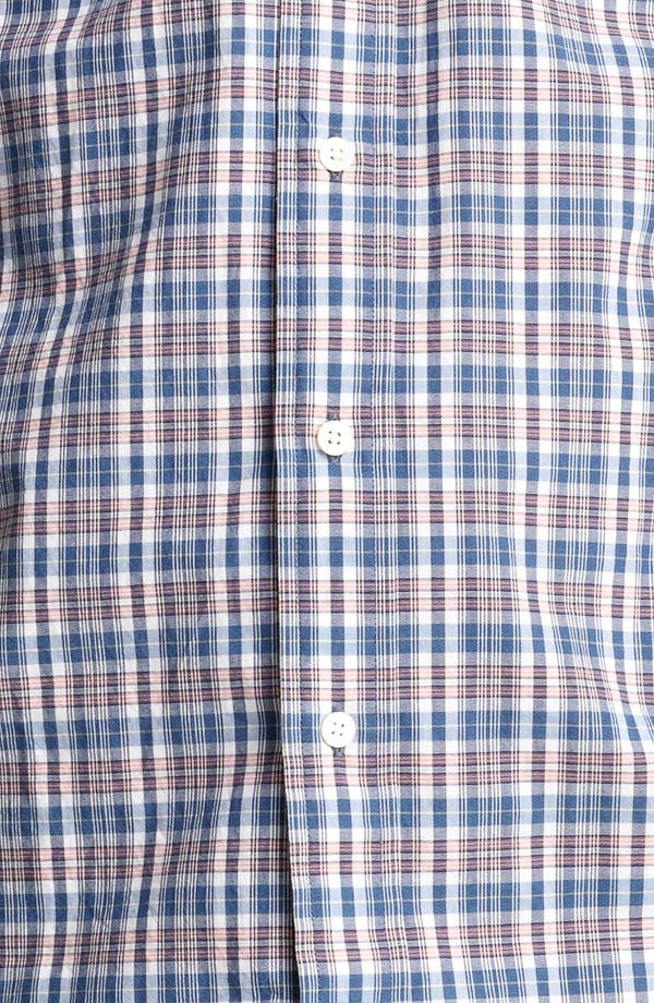 Alternate Image 3  - Jack Spade 'Serge' Plaid Sport Shirt