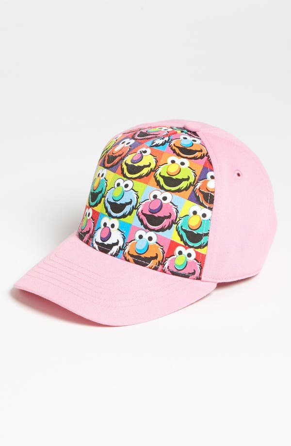 Alternate Image 1 Selected - Sesame Street® Headwear Baseball Cap (Toddler)