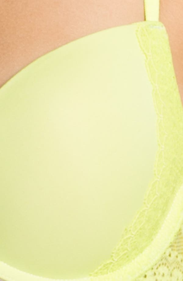 Alternate Image 5  - BP. Undercover 'Gabby' Lace Racerback Bra (Juniors)