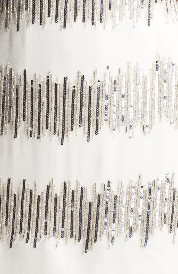 Alternate Image 3  - Adrianna Papell Embellished Sleeveless Shift Dress