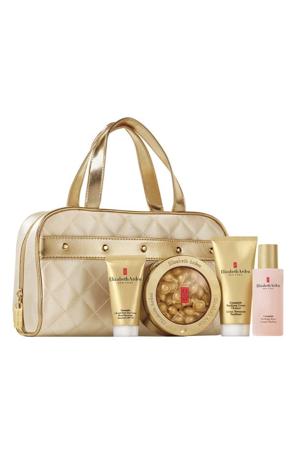 Alternate Image 1 Selected - Elizabeth Arden Ceramide 'Gold' Capsules Set ($133 Value)