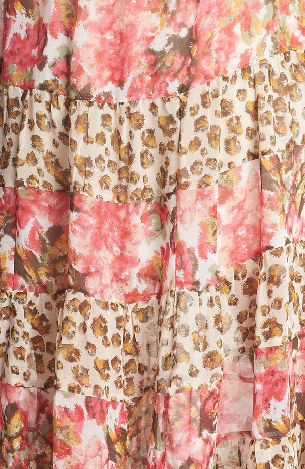 Alternate Image 3  - Free People 'Flower Dream' Twin Print Tiered Dress