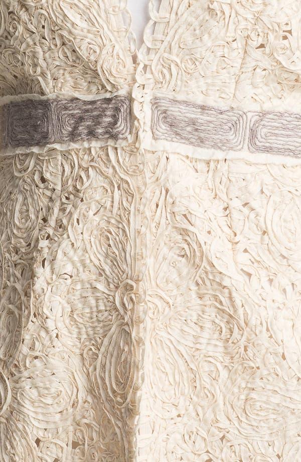 Alternate Image 3  - Nic + Zoe Battenburg Lace Jacket (Petite)