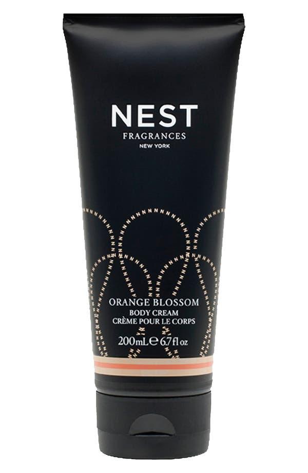 Main Image - NEST Fragrances 'Orange Blossom' Body Cream