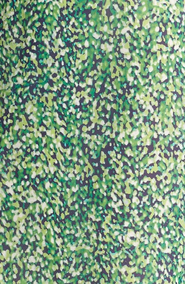 Alternate Image 3  - Rachel Roy 'Color Burst' Silk Blouson Dress