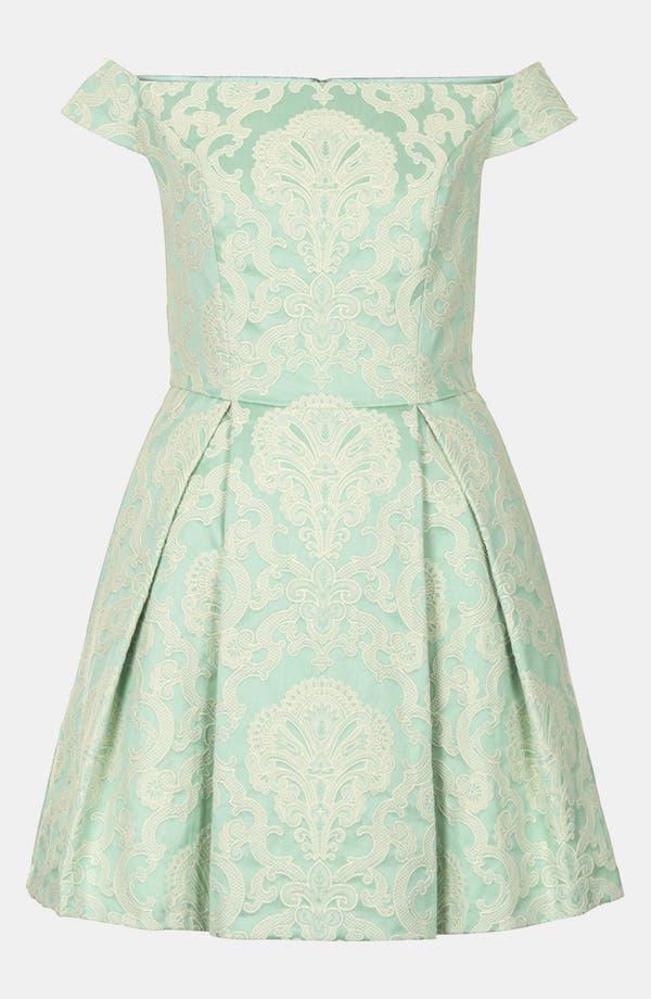 Alternate Image 3  - Topshop 'Debutante' Off Shoulder Dress