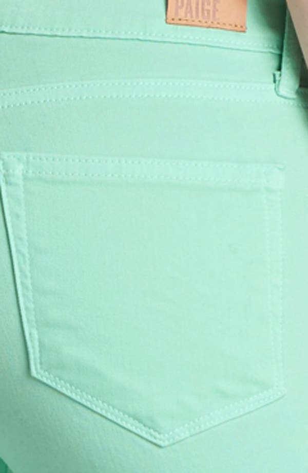 Alternate Image 3  - Paige Denim 'Kylie' Crop Jeans (Glass)