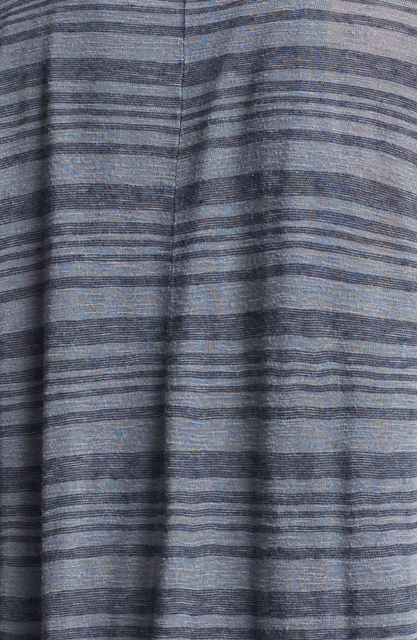 Alternate Image 3  - Stateside Stripe Slub Cardigan