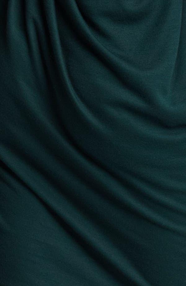 Alternate Image 3  - Lanvin Zip Detail Draped Dress