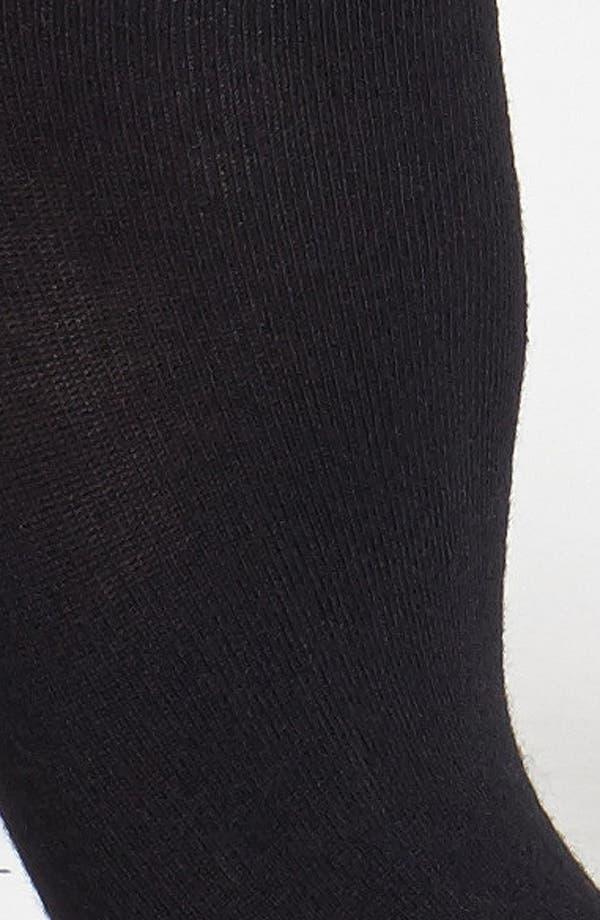 Alternate Image 3  - Nordstrom 'Best Bootie' Low Cut Socks (3-Pack)