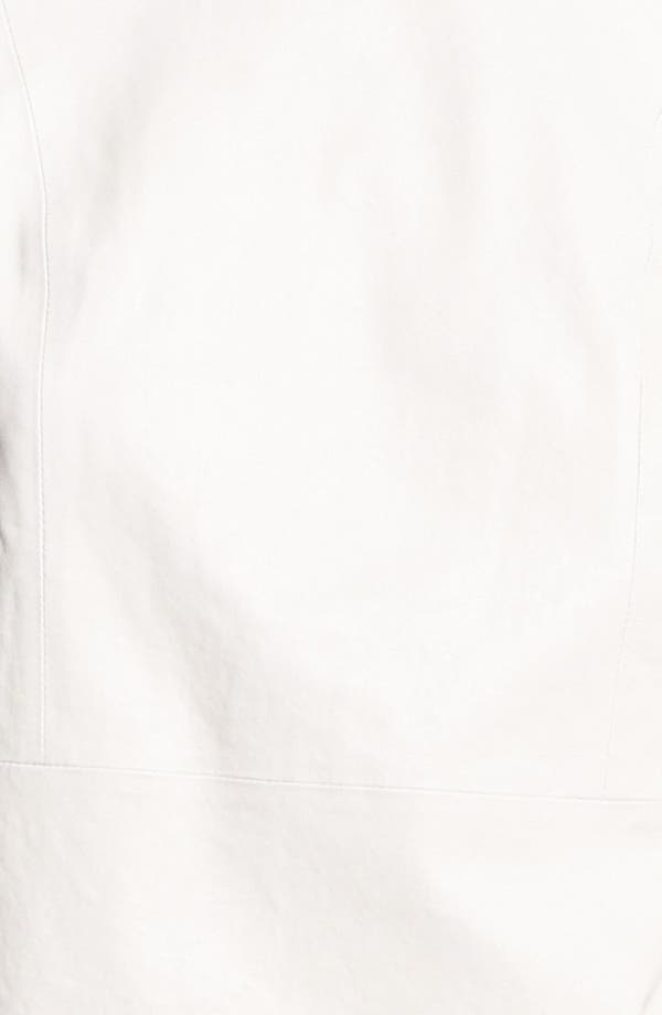Alternate Image 3  - J Brand Ready-to-Wear 'Anya' Leather Shirt