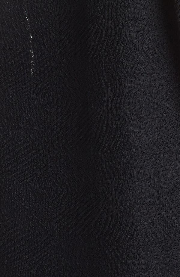 Alternate Image 3  - Eileen Fisher Bateau Neck Tunic