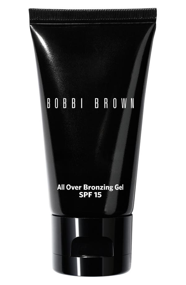 All-Over Bronzing Gel SPF 15,                         Main,                         color, No Color