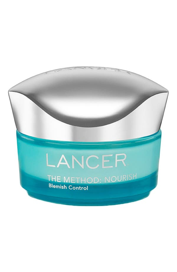 Alternate Image 1 Selected - LANCER Skincare The Method – Nourish Blemish Control Moisturizer