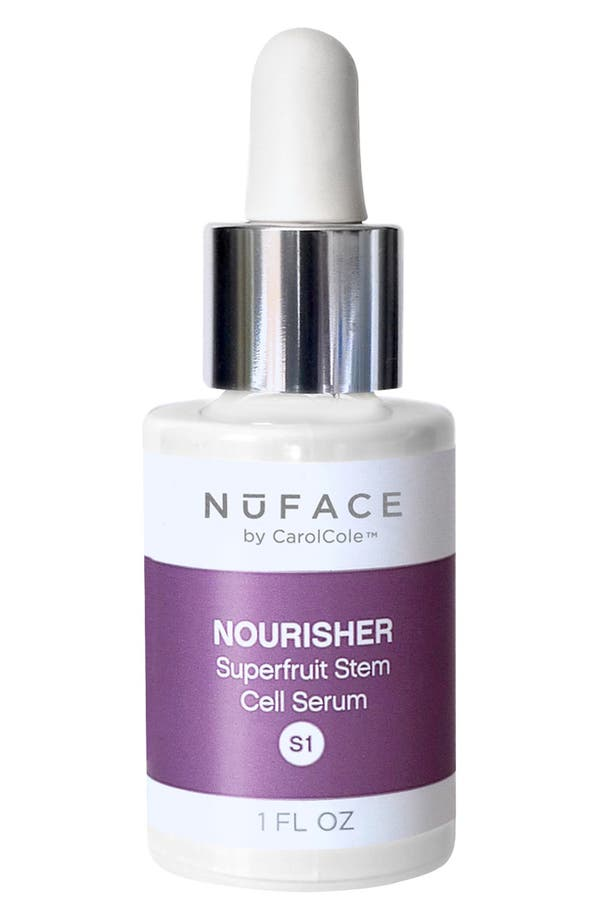 Alternate Image 1 Selected - NuFACE® Nourisher Infuser Serum