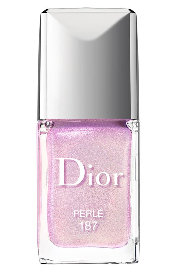 Alternate Image 1 Selected - Dior 'Perle - Trianon' Matte Top Coat (Limited Edition)