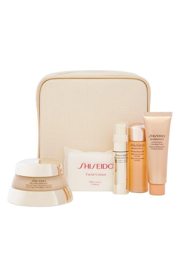 Main Image - Shiseido 'Bio-Performance - Renew & Revitalize' Set (Limited Edition) ($135 Value)