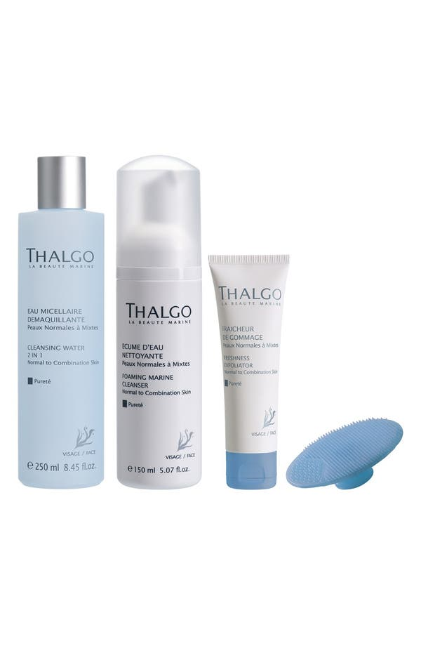 Alternate Image 1 Selected - Thalgo 'Freshness' Cleansing Ritual (Limited Edition) (Nordstrom Exclusive) ($112 Value)