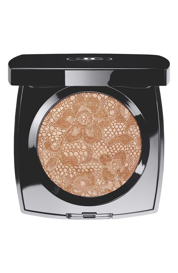 Alternate Image 1 Selected - CHANEL DENTELLE PRÉCIEUSE  Illuminating Face Powder (Nordstrom Exclusive)