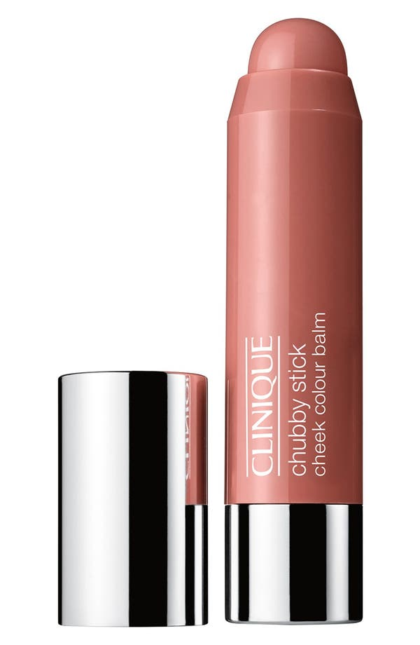 Alternate Image 1 Selected - Clinique 'Chubby Stick' Moisturizing Cheek Color Balm