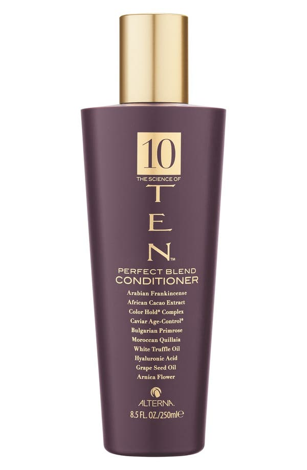 Main Image - ALTERNA® 'The Science of TEN™' Perfect Blend Conditioner